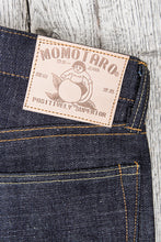Momotaro Lot 0605-82 Natural Tapered 16oz Texture Denim