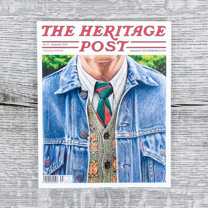 The Heritage Post English Edition Issue 31