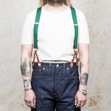 LVC Suspenders Green