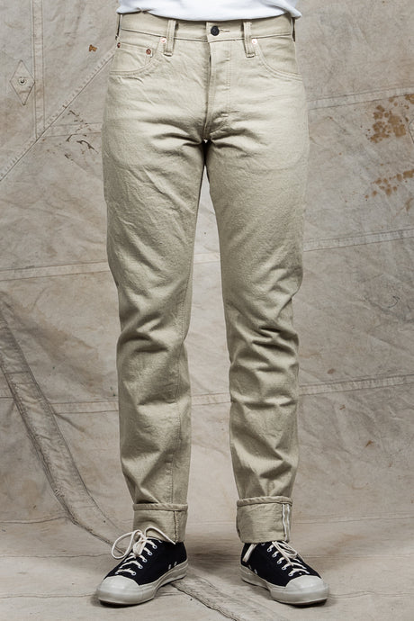 Studio D'artisan Fox Fibre Colorganic Jeans Road Runner