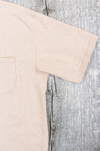 Studio D'artisan Fox Fibre Colorganic T-Shirt Coyote