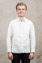 Buzz Rickson's US Navy Chambray Shirt White