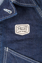 Pallet Life Story One Wash Denim Painter Jacket