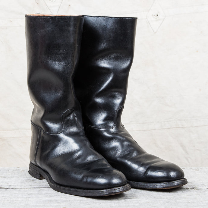 Vintage Swedish Army Riding Boots