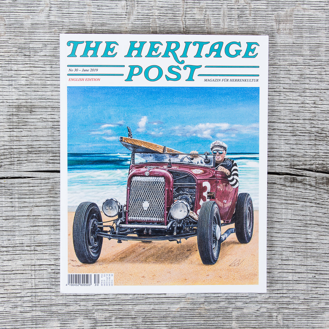 The Heritage Post English Edition Issue 30