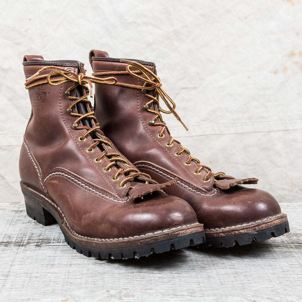 Secondhand Wesco Jobmaster Boots
