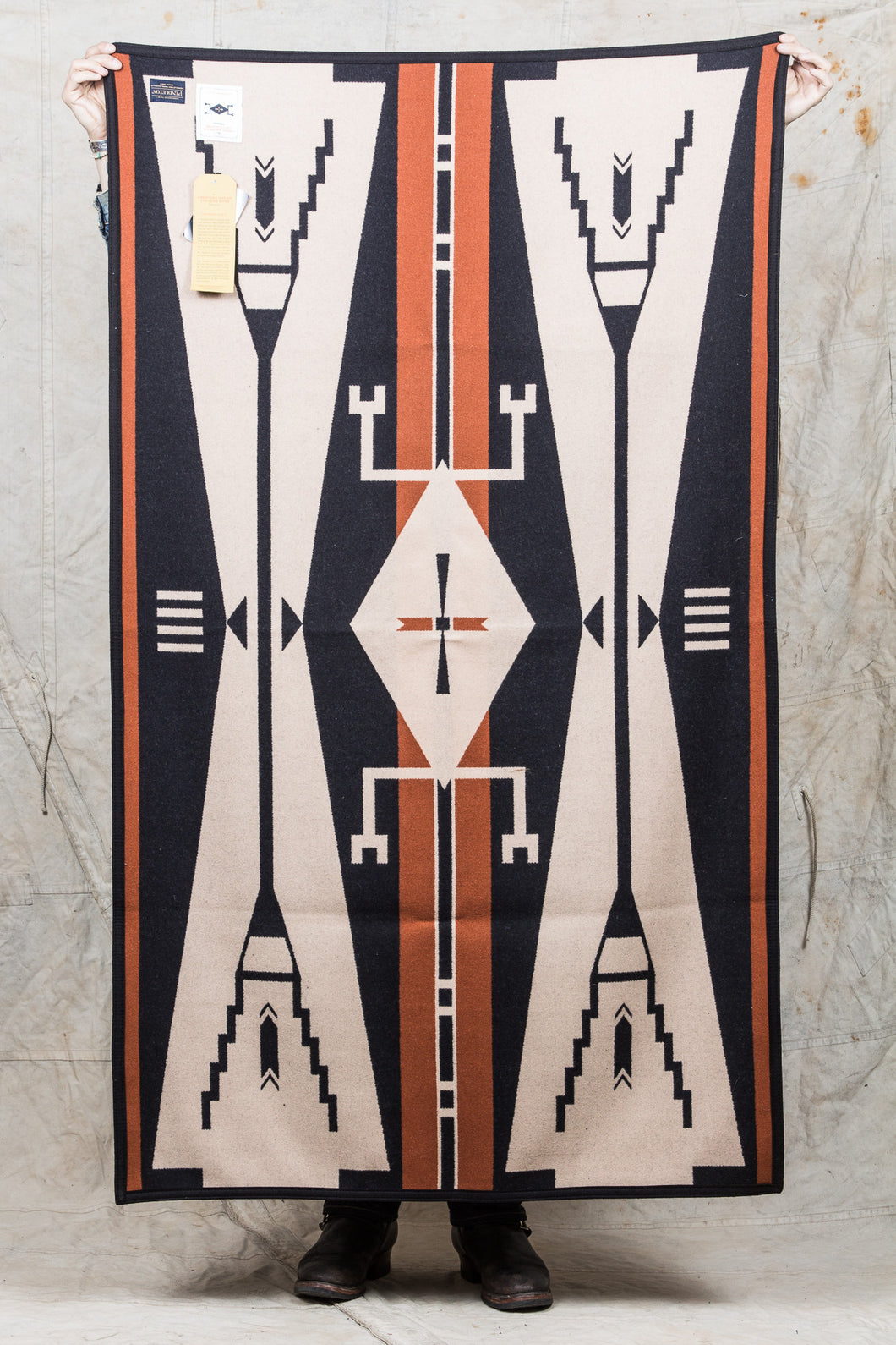 Pendleton AICF Eagle Saddle Blanket