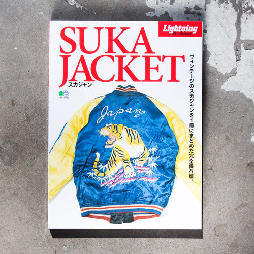 Lightning Magazine Suka Jacket