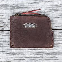 Larry Smith Deer Skin Multi Wallet LT-0043 Light Brown