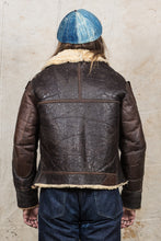 Vintage USAAF Leather B-3 Flight Jacket