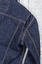 Momotaro 03-115 Front Zip Denim Jacket