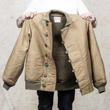 Buzz Rickson's U.S. Navy Deck Hook Jacket Khaki