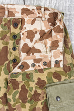 Buzz Rickson's Frog Skin Camo Reversible Trousers