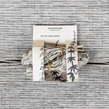Juniper Ridge Smudge Stick Small White Sage