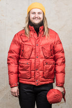 Eastlogue Red Quantum Down Jumper