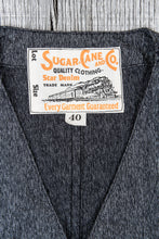 Sugar Cane & Co Cotton Covert Work Vest