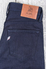 Pure Blue Japan XX-019-WID 14oz Relaxed Tapered Raw Deep Indigo Jeans