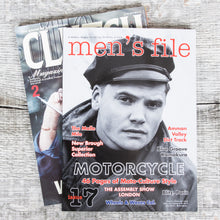 Men's File Issue 17 (+ Clutch Magazine)