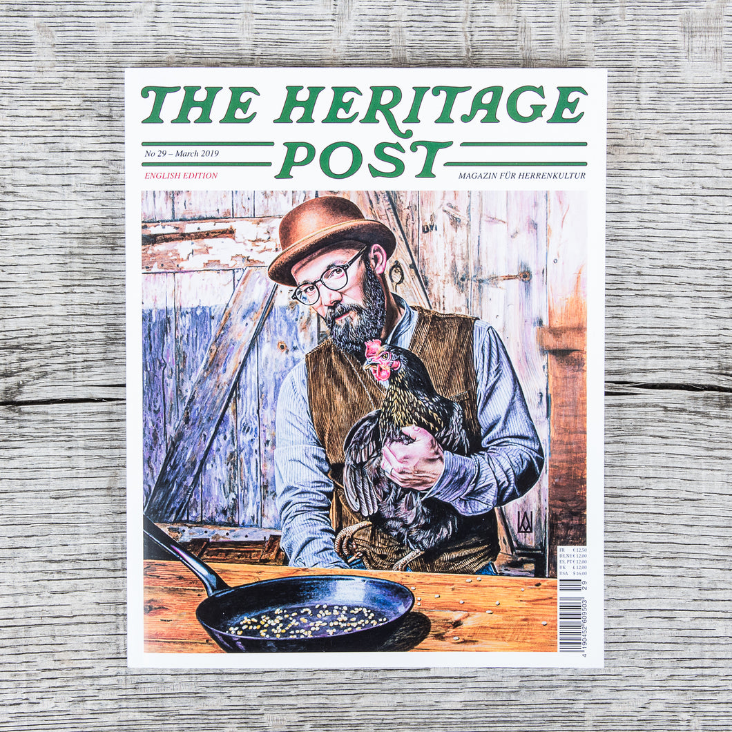 The Heritage Post English Edition Issue 29