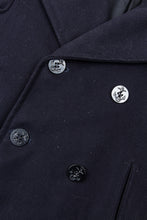Vintage Original 1962 USN Pea Coat No. 4