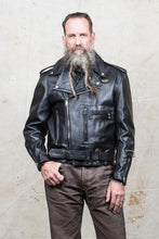 Vintage Lewis Leather's Twin Track Bronx Jacket No. 440
