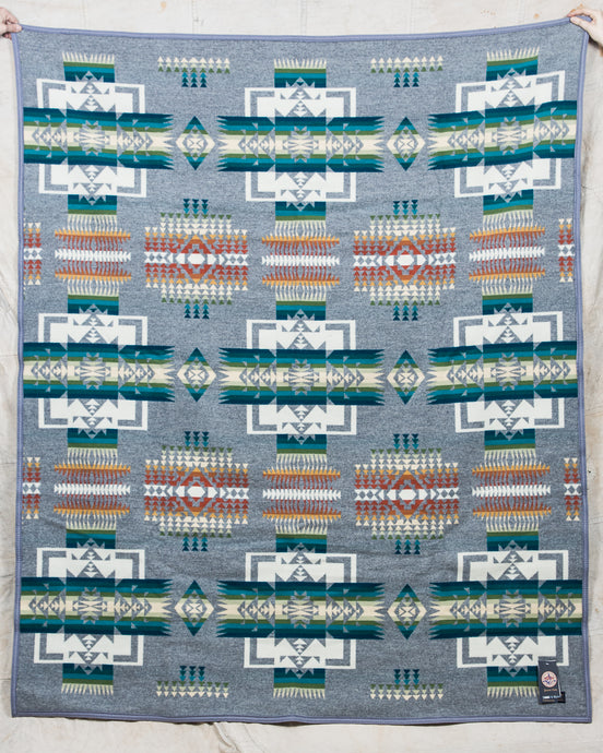 Pendleton Chief Joseph Robe Grey