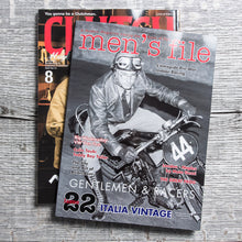 Men's File Issue 22 (+ Clutch Magazine)