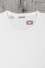 Indigofera Malick T-Shirt Cocatoo White