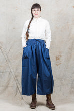 OrSlow Cotton Chambray Wide Leg Trousers