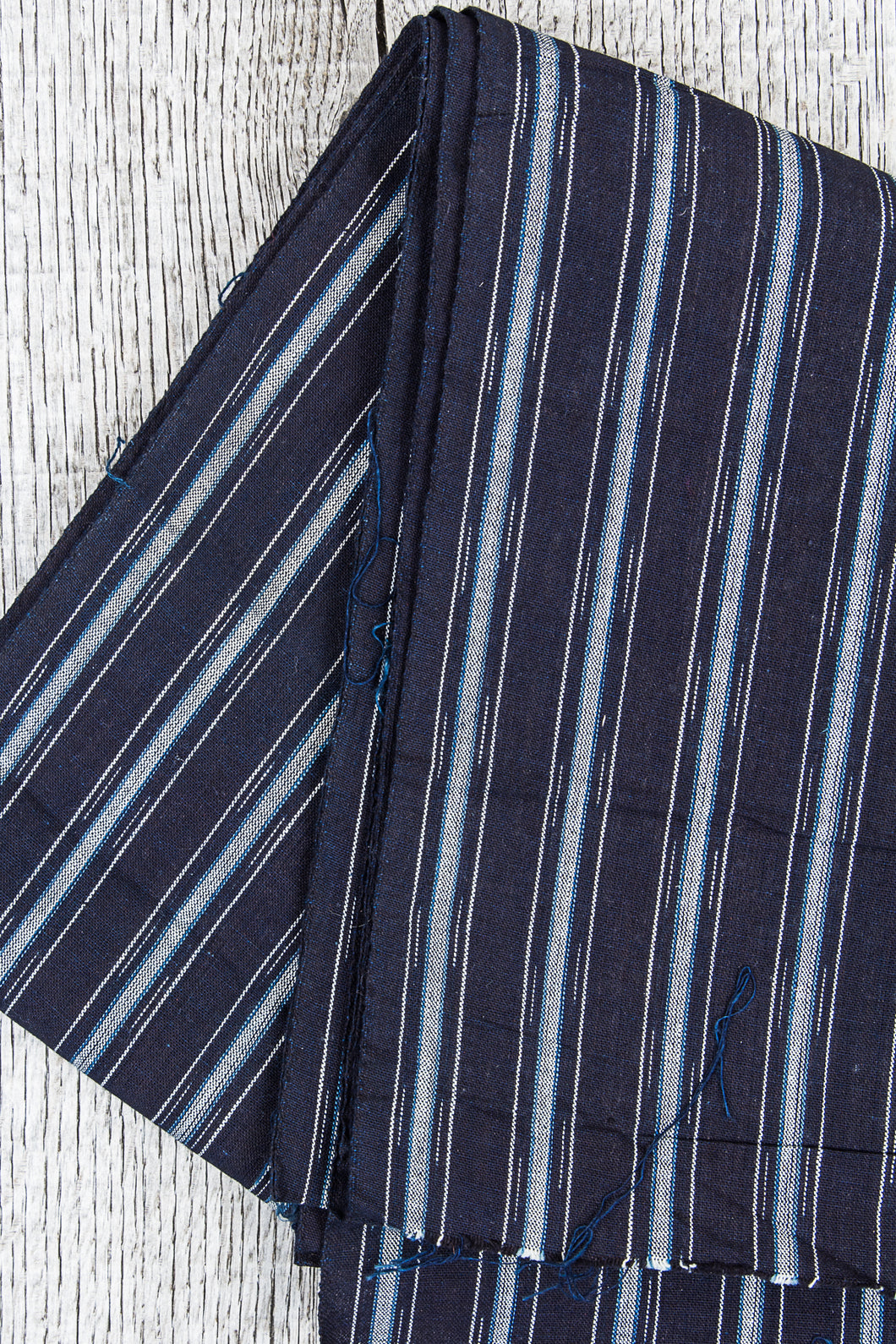 Japanese Indigo Fabric Sold by 10 Cm / 3,93 In