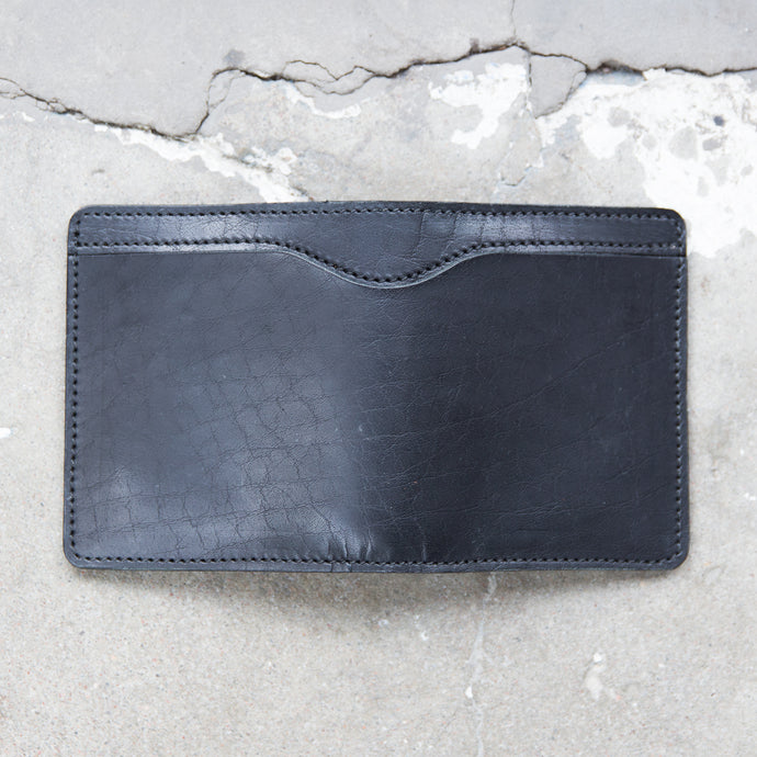 Obbi Good Label Condor Bi-Fold Wallet Raven Black