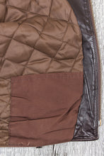 Second Hand Brown Schott Perfecto Jacket Size 44