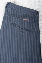 Indigofera Swearengen Pants Black/Grey Hickory Stripe