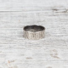 Tenable Crafts Sterling Silver Rain Cloud Ring #139