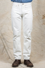 OrSlow 107 Slim Fit Jeans White
