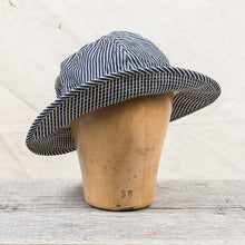 OrSlow US Navy Hat Hickory Stripe