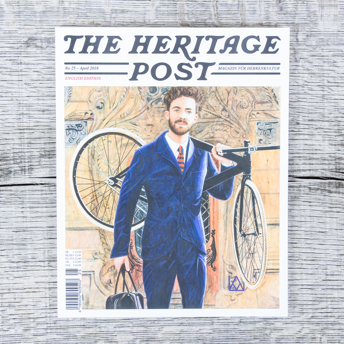The Heritage Post English Edition Issue 25