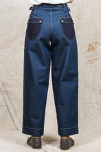 W'menswear Flight Pants Denim