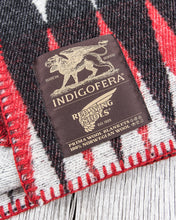 Indigofera Pure Wool Blanket Red Wing Collaboration