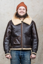 Secondhand Eastman Leather B-3 Flight Jacket
