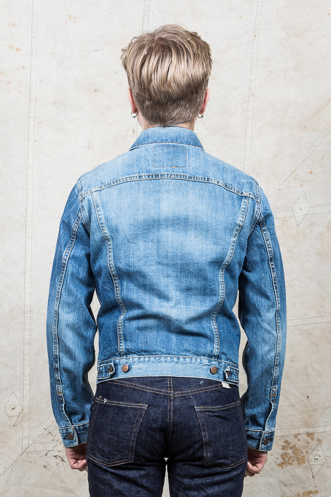 Levi's second hand Jeans Jacke