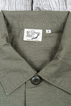OrSlow US Army Fatigue Shirt Ripstop