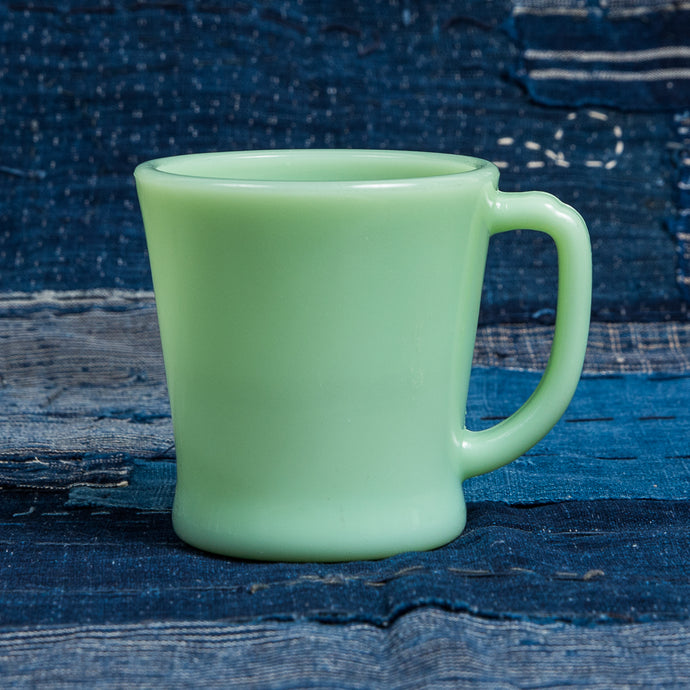 Vintage Fire King Jadeite Coffee Cup