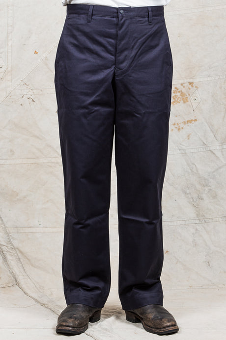North Sea Clothing Canadian Trouser Navy