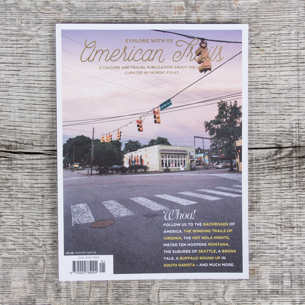 American Trails Magazine #1