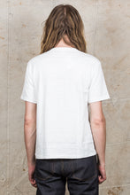 Warehouse & Co Henely Neck T-shirt White