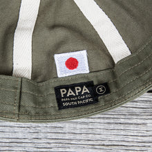 Papa Nui Cap Co. Tail End Charlie Cap