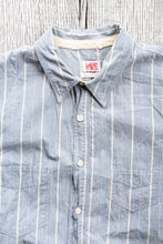Second Hand LVC Sun Set Striped Shirt Size M