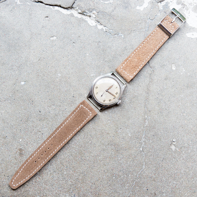 Obbi Good Label Dress Watch Strap Rough-out