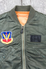 Vintage 1968 Alfa Industries USAF L-2B Flight Jacket Medium